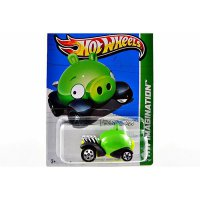 (DISKON) mainan mobil diecast Angry Birds Minion Hot Wheels
