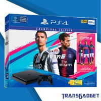 Konsol Sony Playstation PS4 Slim 500GB - FIFA 19 Bundle Pack