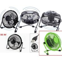 USB MINI FAN / KIPAS ANGIN USB BESI