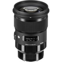 Sigma 50mm F1.4 DG HSM Art Lens For Sony E