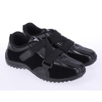 Catenzo Junior Sepatu Anak Sneakers & Casual CATx071 Full Black