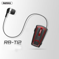 Remax Clip-on Bluetooth Earphone / Receiver RB-T12