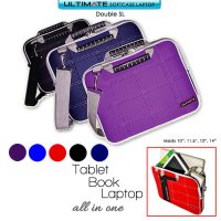 TAS LAPTOP SOFTCASE ULTIMATE DOUBLE DOUBLE SL
