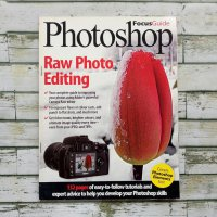 (DISKON) (Buku Desain Import) Focus Guide Adobe Photoshop: Raw Photo