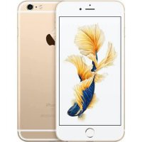 Apple iphone 6s plus 128gb garansi resmi - Gold