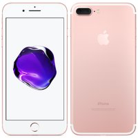 Apple iphone 7 plus 256gb garansi resmi - Rose gold