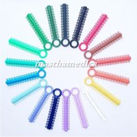 Power O Karet Behel Warna Campur pak isi 50 pcs