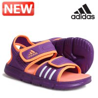 Adidas Kids Sandals // AD-M18874 // Red 7 K for Kids Children's summer sandals beach sandals ahdonghwa Tuesday