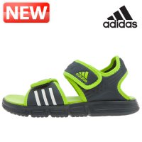 Adidas Kids Sandals // AD-M18877 // Red 7 K for Kids Children's summer sandals beach sandals ahdonghwa Tuesday