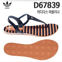 Genuine Adidas 14SU0A D67839 Pavlina women sandals slippers flip flops cooking Casual Shoes Sandals