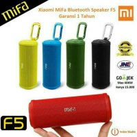 Produk New XIAOMI MIFA F5 BLUETOOTH OUTDOOR/PORTABLE SPEAKER WITH MICRO SD SLOT speaker aktif / speaker super bass