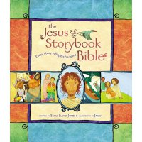(LIMITED) The Jesus Story Book Bible : Every Story Whispers His Name
