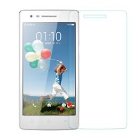 Anti Gores Kaca Tempered Glass Oppo Neo K Clear Bening High Quality