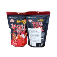 Kacang Almond Hot & Spicy Import