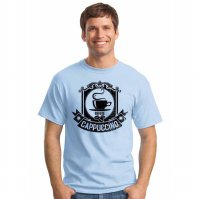 Oceanseven Coffee Lovers 04 - T-shirt