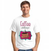Oceanseven Coffee Lovers 08 - T-shirt