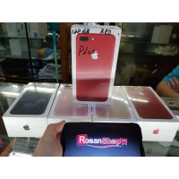 Iphone 7 Plus 128GB Red Edition 100% Original Garansi 1 Tahun internasional