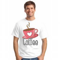 Oceanseven Coffee Lovers 09 - T-shirt