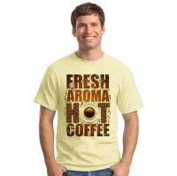 Oceanseven Coffee Lovers 10 - T-shirt