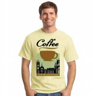 Oceanseven Coffee Lovers 11 - T-shirt