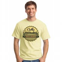 Oceanseven Coffee Lovers 12 - T-shirt