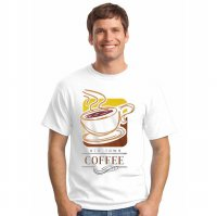 Oceanseven Coffee Lovers 15 - T-shirt