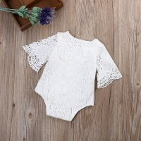 [Sale] Jumpsuit bayi import #Lovely lace