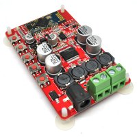 Bluetooth Audio Receiver CSR4.0 Digital Amplifier Board TDA7492P 2 x 50w