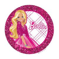 [macyskorea] DecoPac Barbie Doll Edible Cupcake Toppers Decoration/6382408