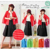 cape blazer wedges textured - 0767 | BAZZF1174