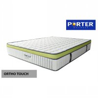 Porter LATEX Spring Bed Kasur Rebonded Ortho Touch 180x200 Mattress Only