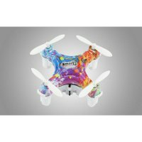 (PROMO) Smart Mini Drone CX -10DS Quadcopter Colourfull