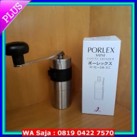 #Coffee & Tea Maker Porlex Mini Hand Grinder Coffee Manual - Penggiling Biji Kopi