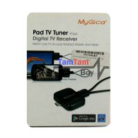 MyGica TV Tuner Digital DVB-T2 Pad Android PT360 (Untuk HP/Tablet) - Hitam