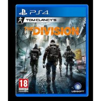 (READY) Kaset BD Game PS4 Tom Clancy's The Division (requires