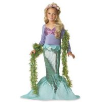 [poledit] California Costumes Toys Little Mermaid Costume (R1)/12148374