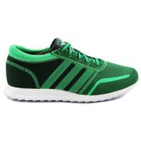 AF4232 ADIDAS ORIGINALS LOS ANGELES MENS GREEN ATHLETIC SHOES