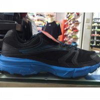 sepatu running specs makalu black rock blue 2016 new original