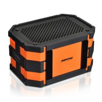 Original MPOW Premium MPBH063B MBS5 Armor Waterproof Outdoor Portable Bluetooth Speaker New Edition