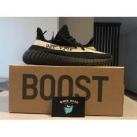 adidas Yeezy Boost 350 V2 (Black / White)