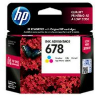 (Limited) Cartridge Tinta HP 678 Colour