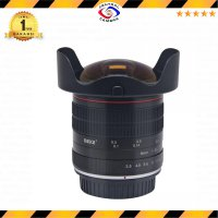 Meike 8 MM APS-C F3.5 Fish Eye For Canon DSLR