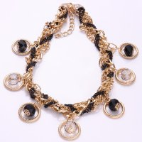 MCN010 Fashion New Style Top Grade Crystal Necklace For Ladies