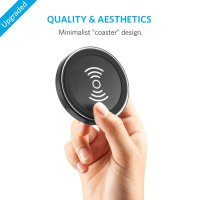 Anker PowerPort Qi Wireless Charger - Black [A2511012]