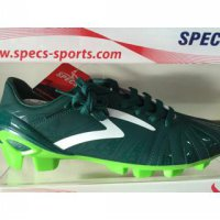 sepatu bola specs tomahawk fg moss green 2016 new color original 100%