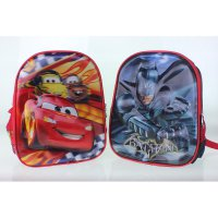 TAS RANSEL SEKOLAH BACKPACK SPIDERMAN BATMAN CAR PATROL LITTLE PONY TR-1303