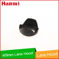 [globalbuy] New 49mm Screw Mount Flower Crown Lens Hood Petal Shape For Nikon Canon Pentax/2256751