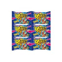 Orion New King kkumteulyi 47g x 24 개 jelly candy candy candy snack