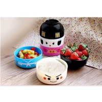 Lunch Box Japan Doll | 3 tingkat