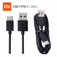 Kabel Data XIAOMI Type-C Mi4C ORIGINAL ORI 100% Micro USB Cable Tipe C